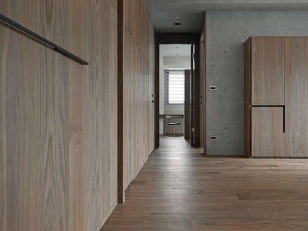 693號‧一:  牆壁與地板 by 洪文諒空間設計