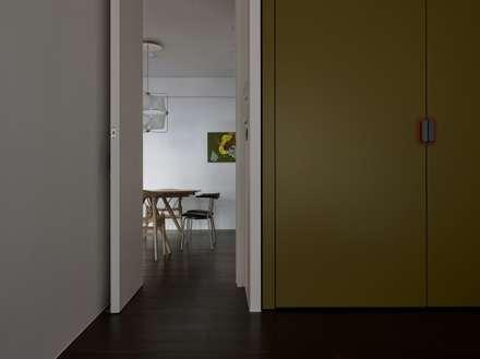 73號‧原舍:  窗戶與門 by 洪文諒空間設計