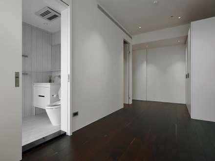 73號‧原舍:  牆壁與地板 by 洪文諒空間設計