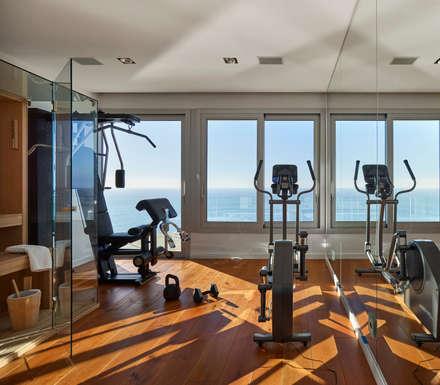 mediterranean Gym by SOLER-MORATO ARQUITECTES SLP