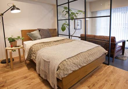 ベッドルーム: nano Architectsが手掛けた寝室です。
