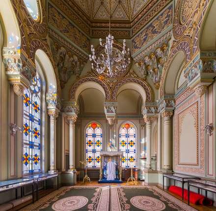 Венчальный зал: Музеи в . Автор – Belimov-Gushchin Andrey