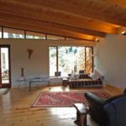 House Samner - Ivey: modern Living room by Eco Design Architects