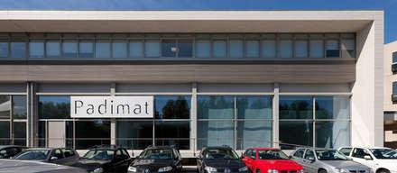 Edifício: Espaços comerciais  por Padimat Design+Technic