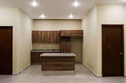modern Kitchen by MOVE Arquitectos