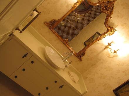 Öykü İç Mimarlık – Ongan Konakları: klasik tarz tarz Banyo