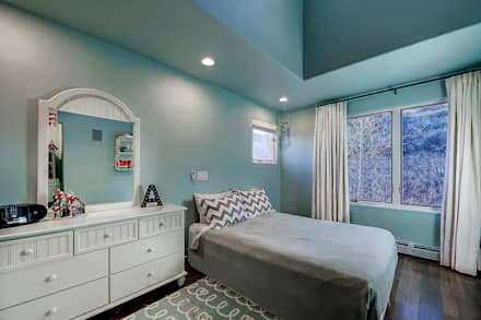 Award Winning Winslow Project: classic Nursery/kid's room by Futurian Systems