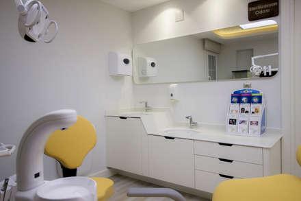 عيادات طبية تنفيذ TEKNİK SANAT MİMARLIK LTD. ŞTİ.