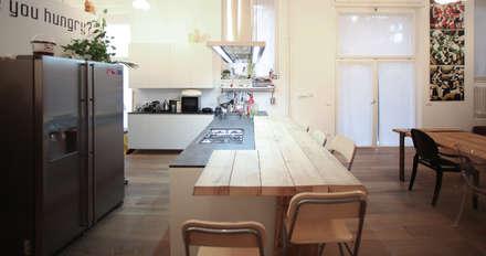 industrial Kitchen by LAB43