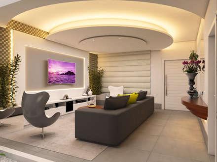 Moderne wohnzimmer  Ideen & Inspiration für moderne Wohnzimmer | homify