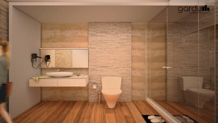 سرویس بهداشتی by GarDu Arquitectos