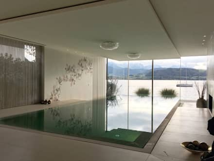 modern Spa by Egg and Dart Corporation GmbH & Co.KG | München