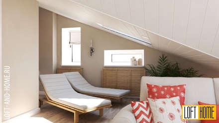 ТАУНХАУС, КЕМБРИДЖ, НЕОКЛАССИКА: Спа в . Автор – Loft&Home