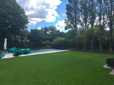 Paisajismo: Jardines de estilo moderno por Fainzilber Arqts.