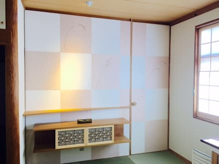 eclectic Walls & floors by 株式会社KIMURA  bi-Art