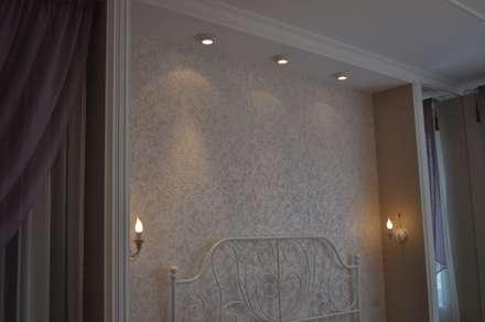 Спальня: Гостиницы в . Автор – Студия Архитектуры и Дизайна Марии Тупикиной