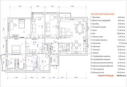 планировочное решение: Гостиницы в . Автор – Студия Архитектуры и Дизайна Марии Тупикиной