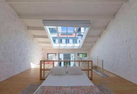LSC: Quartos minimalistas por a*l - alexandre loureiro arquitectos