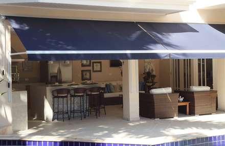 Garages de estilo moderno por Studio 262 - arquitetura interiores paisagismo