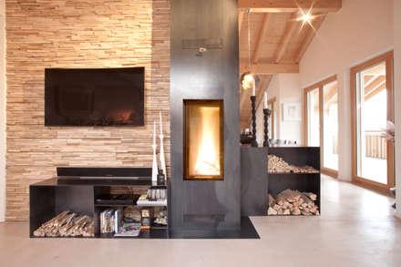 wohnzimmer einrichtung, design, inspiration und bilder | homify - Einrichtungsideen Wohnzimmer Modern