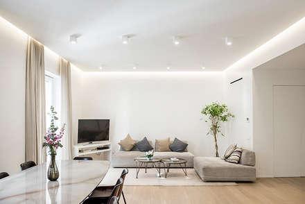 Emejing Arredamento Soggiorno Idee Gallery - Idee Arredamento Casa ...