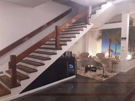 Geschäftsräume & Stores von Caio Pelisson - Arquitetura e Design