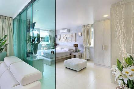 ESTERO: Camera da letto in stile in stile Moderno di Starg