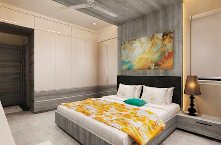 Sons Bedroom: Classic Bedroom By Neelanjan Gupto Design Co