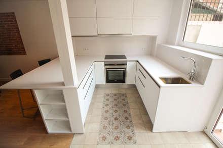 آشپزخانه by Reformas Vicort