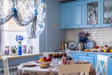 Квартира на Петроградке: Столовые комнаты в . Автор – Belimov-Gushchin Andrey
