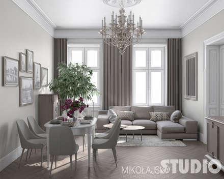 Wohnzimmer einrichtung design inspiration und bilder for Klassische wohnzimmer