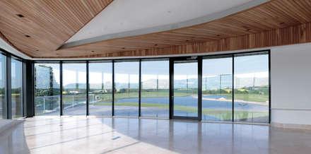 Swinhay House:  Windows  by Austin Design Works