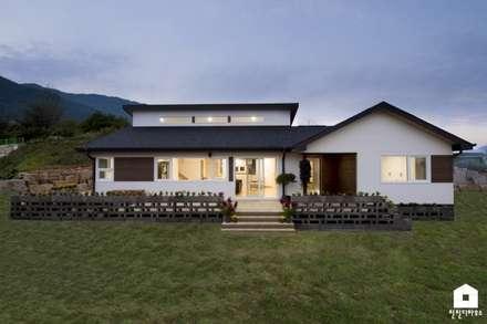 친친디 1호 <산청의 봄>: 친친디 하우스 프로젝트의  정원