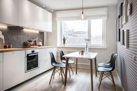 Интерьер AV: Кухни в . Автор – INT2architecture