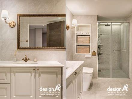 욕실 디자인 아이디어 & 영감  homify