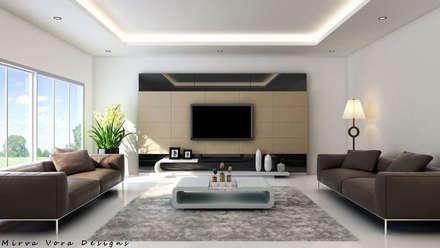 3d Designs By Mirva Vora Designs Modern Living Room By Mirva Vora Designs