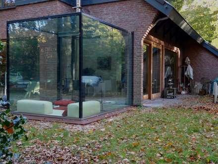 moderner Garten von JE-ARCHITECTEN