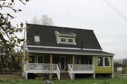 modern Houses by Kanda arquitectos