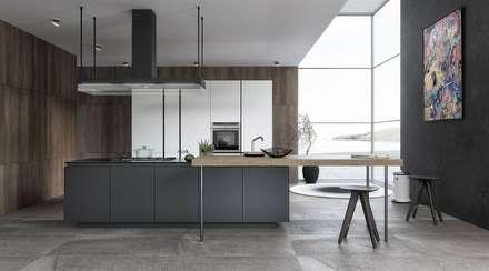 Moderne Küchen Ideen, Design und Bilder | homify | {Günstige küchen ideen 53}