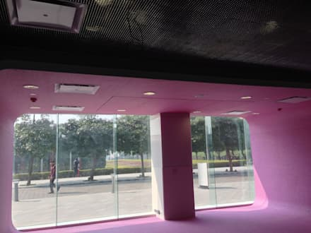 Display Window :  Commercial Spaces by Suकृति