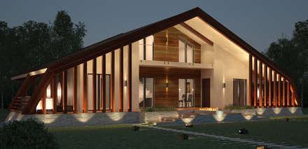 Dom 3: Дома в . Автор – Apriori Albero