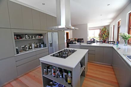 kitchen: classic Kitchen by tillmanecke:architecture