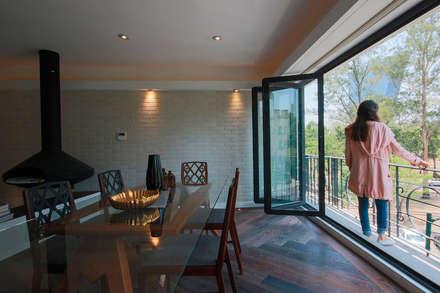 Comedores de estilo  por All Arquitectura