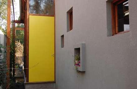 Windows by Guadalupe Larrain arquitecta