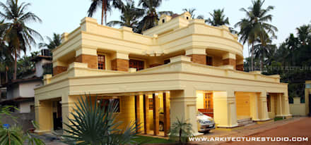 Colonial Style House Design Ideas Pictures Homify