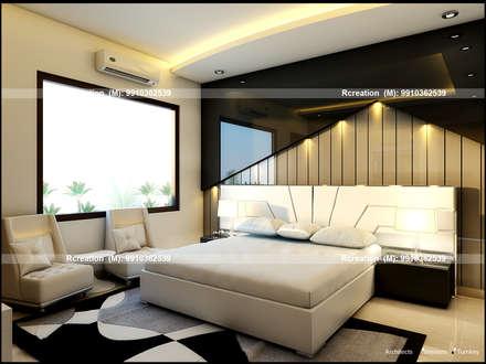 moderne wohnzimmer von rcreation - Moderne Wohnzimmer
