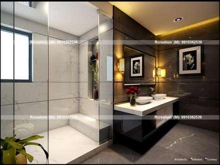 moderne Badezimmer von Rcreation