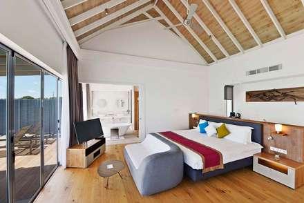 Hoteles de estilo  por AIRCLOS