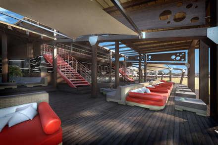 Sunny Beach - Bar Restorant:  Bars & clubs by eNArch.info
