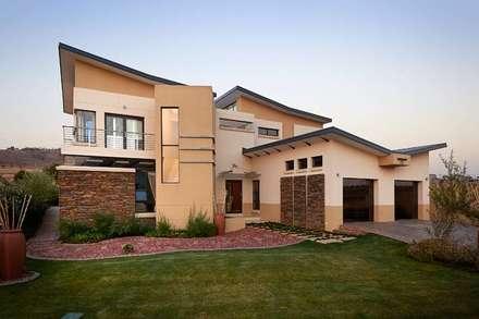 House Eye Of Africa Golf U0026 Residential Estate I: Modern Houses By Metako  Projex